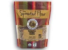 Lentils Sprouted Gluten Free