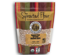 Rolled Oats Sprouted Gluten Free