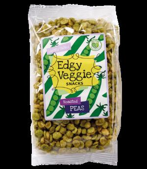 Edgy Veggie Gröna ärtor lättsaltade