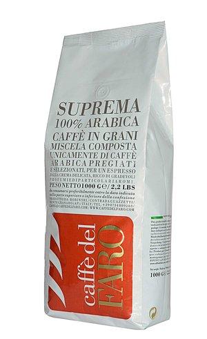 Suprema 100% arabica 1kg