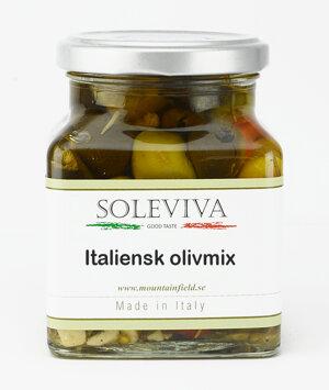 Italiensk olivmix