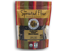 Black Beans Sprouted Gluten Free