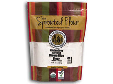Brown Rice Flour Sprouted Gluten Free