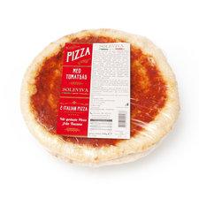Pizza med tomatsås