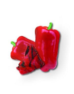 Grillad Röd Paprika